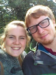 Matt and Elisha