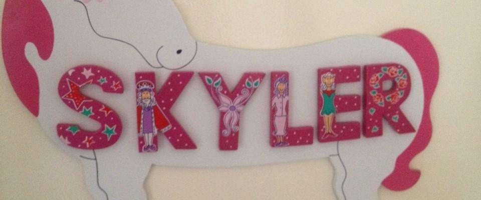 Skyler Door Name