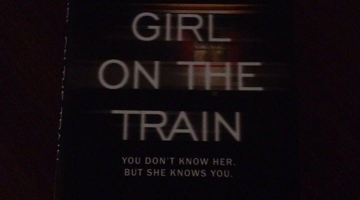 Girl on the Train Paula Hawkins