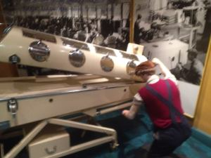 Iron Lung Thackray Medical Museum