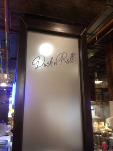 Duck n Roll logo