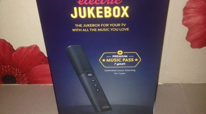 Electric Jukebox Box