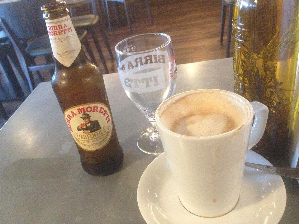 Coffee at WildWood Ilkley